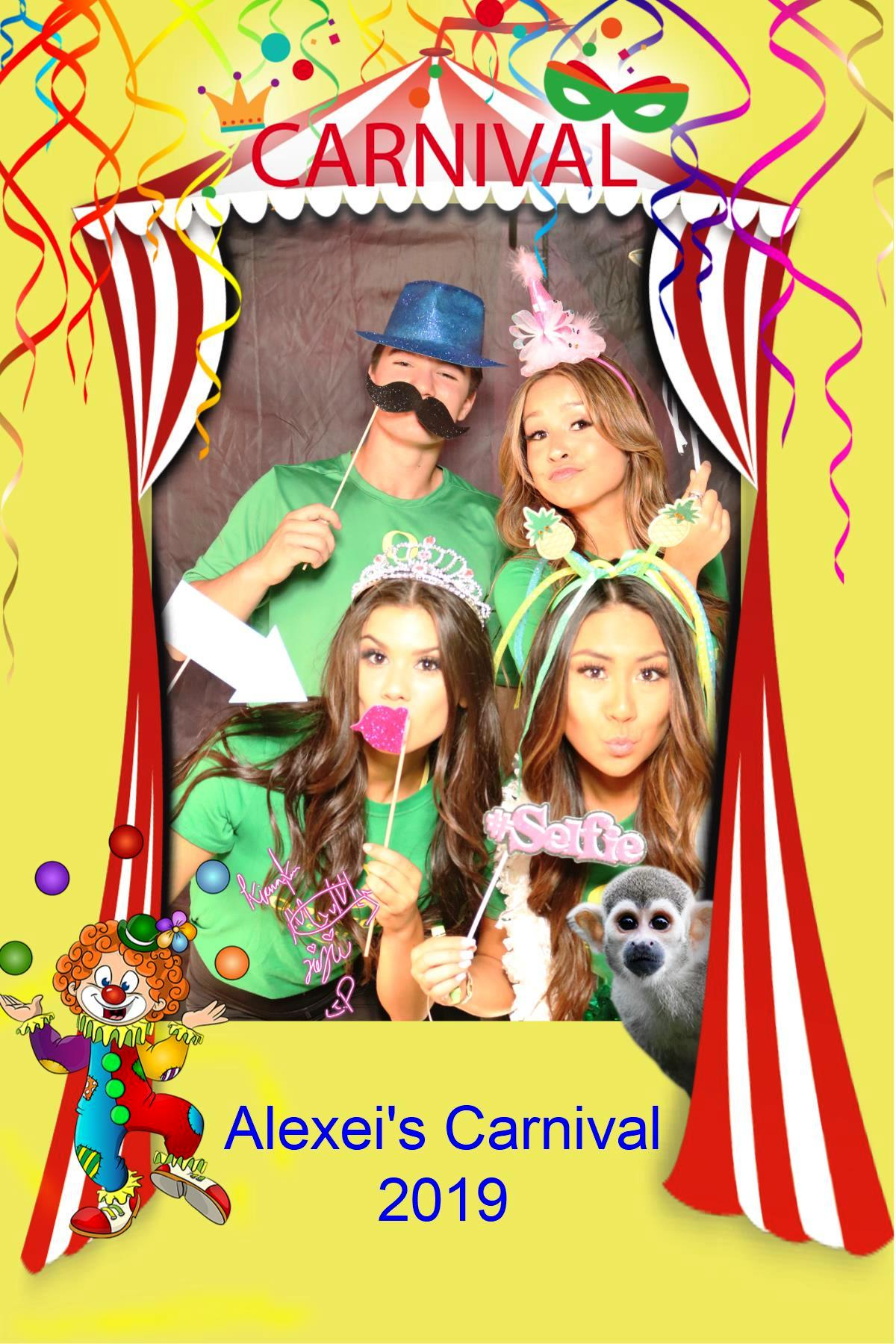 Party, magic mirror photo booth, events