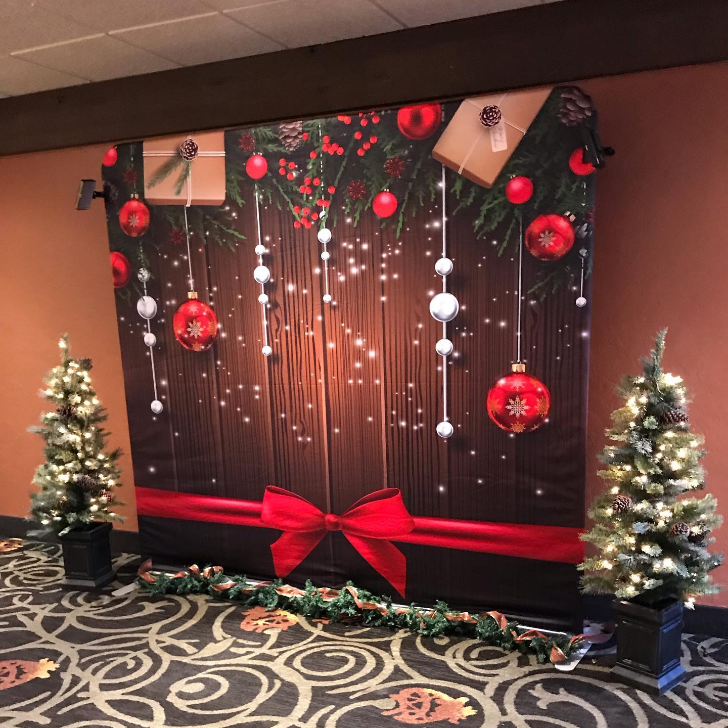 holiday, events, magic mirror, photo booth